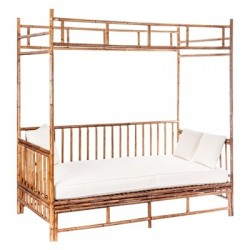 CAMA DOSEL ANTIC