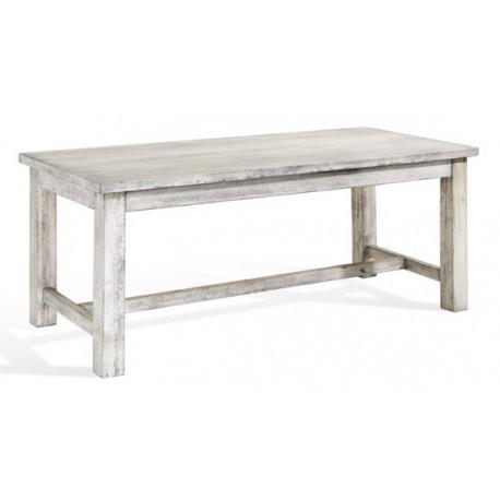 mesa bodega maciza pata recta